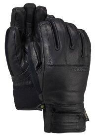 Men's Burton Gondy GORE-TEX Leather Glove True Black L サイズ 10326105001 20FW