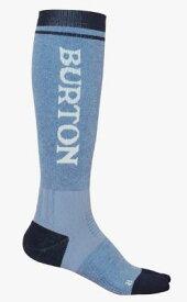 (バートン) Burton JPN Imprint Split Snowboard Sock 20FWHeather Denim M サイズ 24-28cm 17612103451