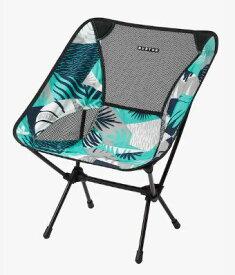 BURTON Helinox x Burton Camping Chair OneIron Gray Woodcut Palm【正規品】【送料無料】