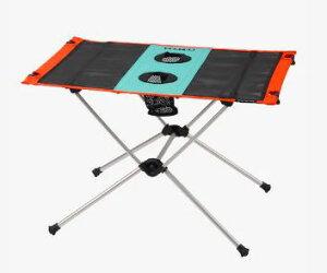 BURTON Helinox x Burton Camping Table OneBuoy Blue / Orangeade【正規品】【送料無料】