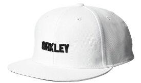 OAKLEY(オークリー) 2020SS BG LOGO CAP 14.0 WHITE