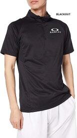 OAKLEY(オークリー)2020SS ゴルフシャツ ENHANCE SS MOCK 10.0