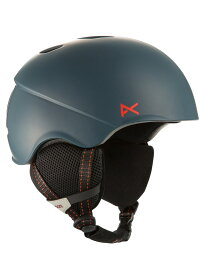 Men's Anon Helo Asian-Fit Helmet Dark Blue 2021FW