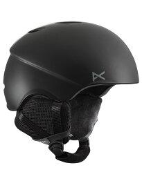 Men's Anon Helo Asian-Fit Helmet Black 2021FW