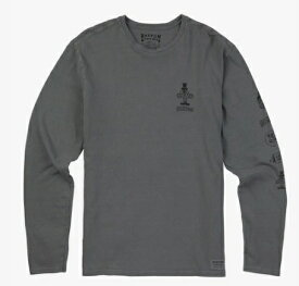 Men's Burton Still Trippn Long Sleeve T Shirt2018SS Castlerock