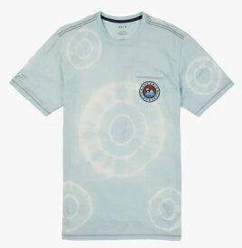 Men's Burton Fox Peak Short Sleeve T Shirt TEE 2018SS Headstone Tie Dye
