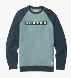 Men's Burton Vault Crew Sweatshirt 2019FW Lead