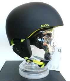 Men's Anon Helo 2.0 Helmet Blsck/Green 2019FW