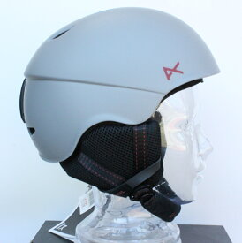 Men's Anon Helo Asian-Fit Helmet Gray 2019FW