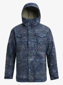 Men's Burton Covert Jacket indigo resist サイズM