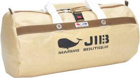 JIB ラージダッフルバッグ DLG210 ピーナッツ67×φ35cm 約64L