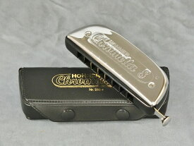 HOHNER Chrometta-8 (クロメッタ-8) 【クロマチックハーモニカ】
