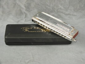 """HOHNER Toots """"Mellow Tone"""" (メロートーン) 【クロマチックハーモニカ】"""