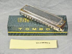TOMBO No.1248S ユニ・クロマチック【クロマチックハーモニカ】