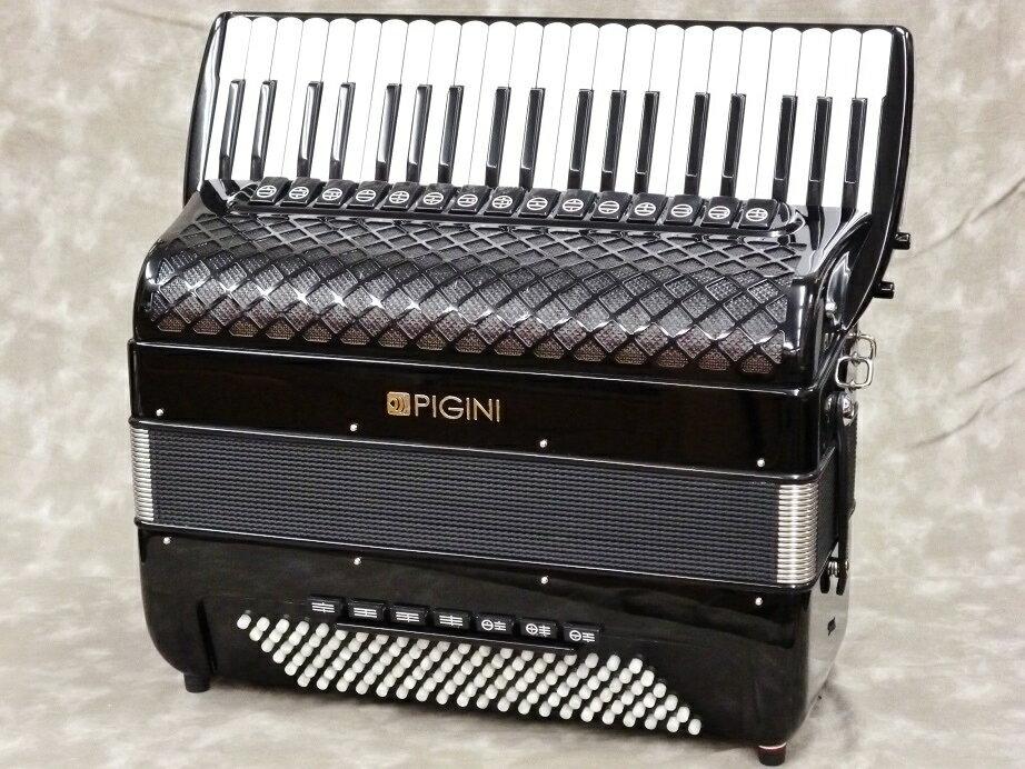PIGINI Convertor 55/P De luxe 【アコーディオン】