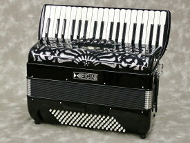 PIGINI Primavera Piano [color: Black] 【アコーディオン】