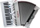 【1台限定】 Roland V-accordion FR-3X(WHITE) (37鍵/120ベース)※即納可能