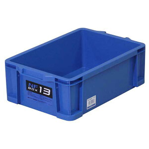 アステージ NFボックス#13 ブルー 【10個入】 (4991068143968) 【個人宅配送不可商品】