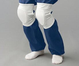 アズワン(AS ONE) クリーンルーム用サポーター膝あて 白 L(1-9718-03)