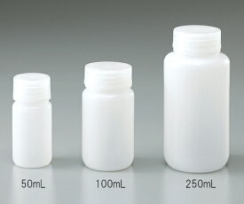 アズワン(AS ONE) 広口瓶 500mL HDPE製(1-4658-15)