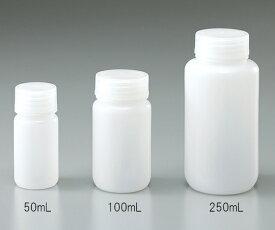 アズワン(AS ONE) 広口瓶 1L HDPE製(1-4658-16)