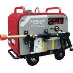 スーパー工業 ガソリンエンジン式 高圧洗浄機 SEV2108SS(防音型) SEV2108SS/1台【4497970】