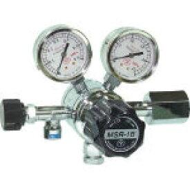 分析機用二段圧力調整器 MSR1B MSR1B11TRC/1台【4344723】