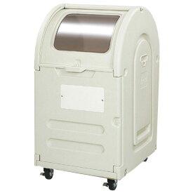 アロン化成 エコランドステーションボックス透明 #300C キャスター付