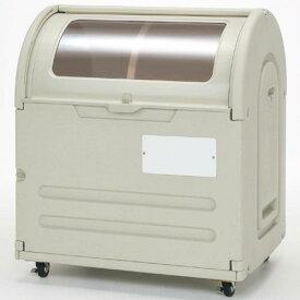 アロン化成 エコランドステーションボックス透明 #500C キャスター付