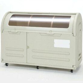 アロン化成 エコランドステーションボックス透明 #800C キャスター付