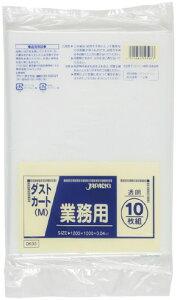 ジャパックス ゴミ袋 業務用特殊ポリ袋 DK93 120L 透明[200枚入]