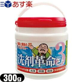 『あす楽対象』『酵素と酸素のWパワー』多目的粉末タイプ 洗剤革命3さん 300g