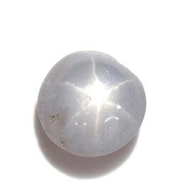 スターサファイヤ ルース(裸石) 0.88ct ( スター・グレー・サファイア/サファイア/コランダム/青玉/鋼玉 )