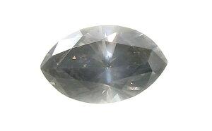 グレーダイヤモンドルース0.194ct,FancyDarkGray(ファンシー・ダーク・グレー),I-1,マーキース