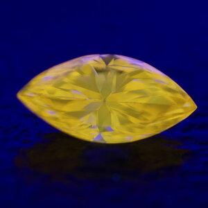 天然オレンジダイヤルース(裸石)0.072ct,FancyIntenseYellowOrange【AGTジェムラボラトリー】