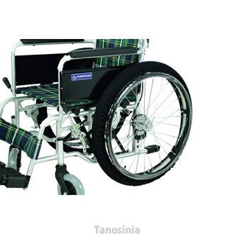 휠체어용 타이어 커버 휠체어의 타이어 커버 2개 1조 휠체어 개호 용품