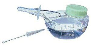 ハビナース薬のみ器 洗浄ブラシ付 10741 介護用品