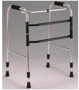 介護用品 交互歩行器 折りたたみ型 AL-105シリーズ リハビリ 歩行補助 高齢者用 hkz