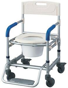 シャワーキャリー すま〜いるポータブルトイレ キャリータイプ FRCT 介護用品