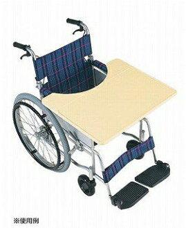 """供供轮椅使用的桌子""""korebenri""""E型TY070E轮椅轮椅使用的桌子"""
