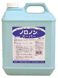 업무용 노로논스파 4 L×4개 2케이스 오오츠카 제약(케이스 판매)