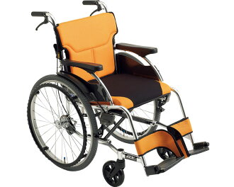 Aluminum self-run wheelchair RX-1 Miki care article hkz