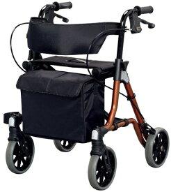 介護用品 歩行車 トライリンク アロン化成 532-320 歩行器 リハビリ 高齢者用 hkz