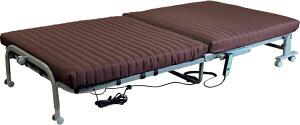 折りたたみベッド 収納電動ベッド KMOT-330 介護用品