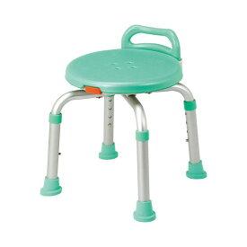 シャワーチェア らくらく回転チェア マキライフテック シャワーベンチ 風呂椅子 座面回転