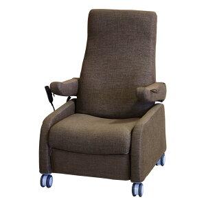 リクライニング 電動昇降チェア すずらん 馬場家具 電動昇降座椅子 電動昇降イス 立ち上がり補助いす