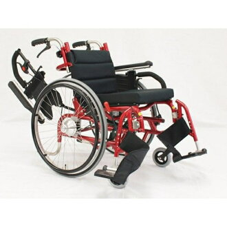 Modular wheelchair LAPPOIII (らっぽ 3) high background specifications hkz welfare tool mail order care article