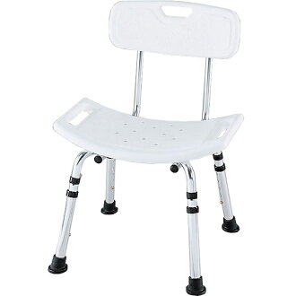 Shower chair one-touch type shower bench standard bearing surface type