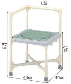 (法人あて大幅割引)シャワーチェア 介護用品 風呂椅子 シャワーいす ターンテーブルタイプ L型 CAT-0101 座面回転 矢崎化工