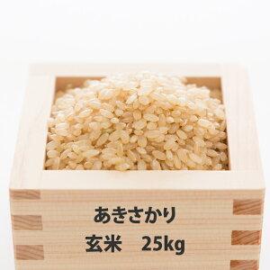 令和元年度産徳島県 産 あきさかり 玄米25kg 【送料無料!一部地域を除く】 アキサカリ】